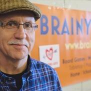 Mark Kolb from Brainy Games