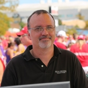 Mark Hartzell from Sound Decision Productions, SDP-event