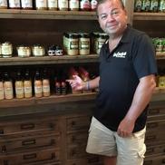 Glenn Stankiewicz from infuse hot sauce