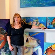 Donna Burgess from Donna Burgess Gallery