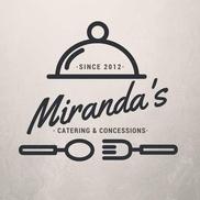 Michael Miranda from Miranda's Catering & Concessions LLC