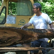 William Alburger from Green Furniture Eco Art Using Reclaimed Wood by William Alburger