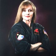 Linda Lane from Kensho-Ryu Karate Cumberland