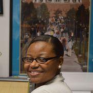 Bernita Platt from Myrtle Beach Area Small Business Development Center