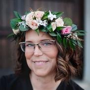 Domonie Mattson from Wild Rose Events & Floral Design