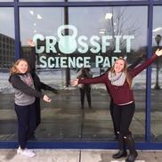 Kathy Loewenberg from CrossFit Science Park