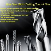 Lance Lucas from New Life Cutting Tools