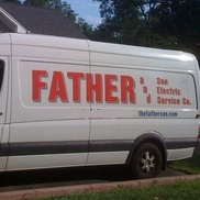 Tina Aaron from Father and Son Electric Service Co Inc