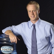 Jamie Carroll from Fontis Water