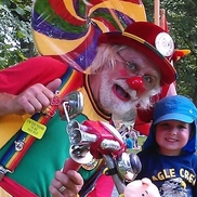"""Miles Leahy from Milo """"T"""" Clown"""