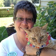 Patt Doyle from Pampurred Pet Care - Cat Sitting since 1998