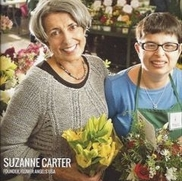 Suzanne Carter from Flower Angels USA