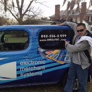 Ronnie Petersen from Ronnie Petersen/Electronic Merchant Systems