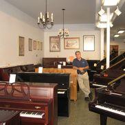 Silverio Mazzella from White Plains Piano & Organ Company