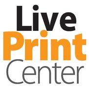 Tina Kezlan from Live Print Center
