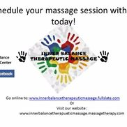 Tre Williams from Inner Balance Massage Center