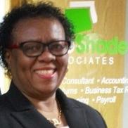 Anne Owojori from Anne Shade Associates