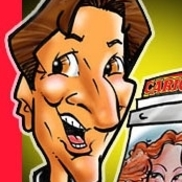 Michael Arnold from Speedydoodle Caricatures