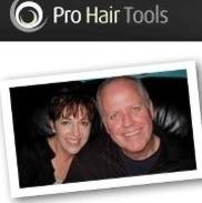 Laura & Steve ProHairTools.com from ProHairTools.com