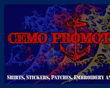 Charles Miners from CEMO Promotions